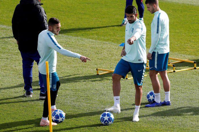 Diego Costa vuelve tres semanas después de lesionarse ante el Brujas.