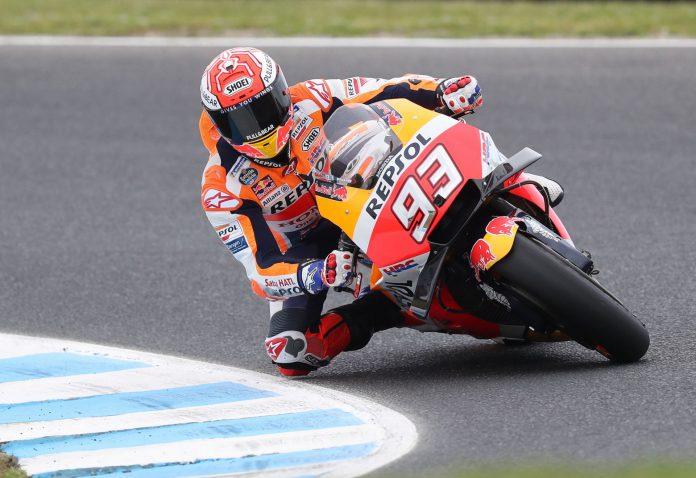 El piloto de Repsol Honda Marc Márquez con esta pole se ha garantizado el título de mejor clasificador.