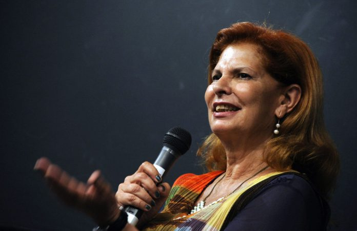 La exministra socialista de Cultura, Carmen Alborch.