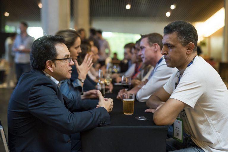 La Granja acoge el mayor encuentro de Networking Interactivo del país