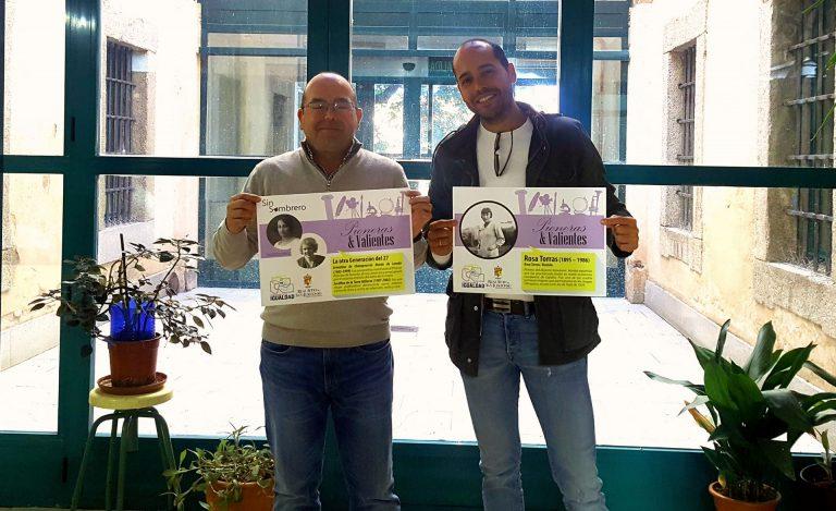 'Pioneras y valientes' conciencia  sobre la igualdad en el IES Peñalara