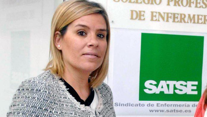 La exsecretaria provincial del sindicato de enfermería (Satse), Sara Matesanz.