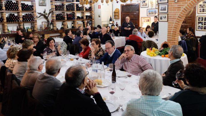 Las seis propuestas gastronómicas hicieron disfrutar a los 60 comensales.