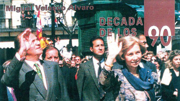 """Portada """"Crónica"""" del 99."""