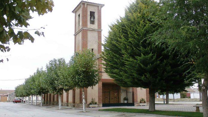Iglesia de Juarros de Voltoya.