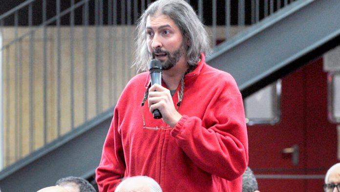 Emilio Utrilla es el promotor de la futura cooperativa. / kamarero