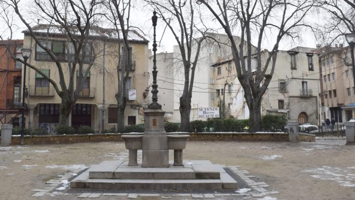 Plaza de Santa Eulalia