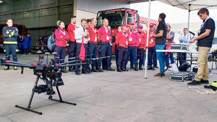 La jornada técnica sobre el uso de drones tendrá lugar el próximo 12 de diciembre en la localidad segoviana de Chañe.