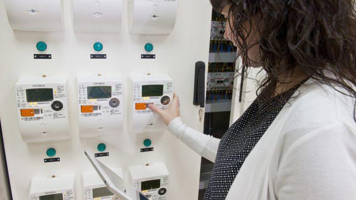 Un sistema de contadores inteligentes instalado por UFD. / EL ADELANTADO