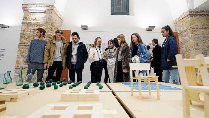 La exhibición podrá contemplarse en el Centro de Creatividad hasta el 4 de febrero. / Roberto Arribas.