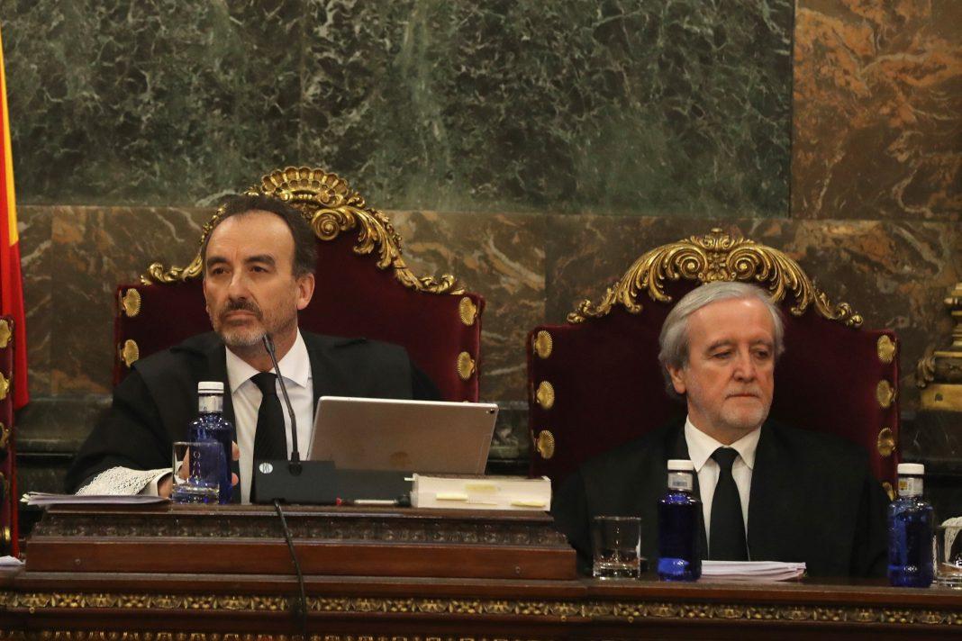 El presidente de la Sala de lo Penal del Tribunal Supremo, Manuel Marchena.