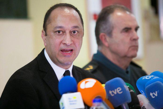 El delegado de Gobierno en Andalucía, Alfonso Rodríguez Gómez de Celis.