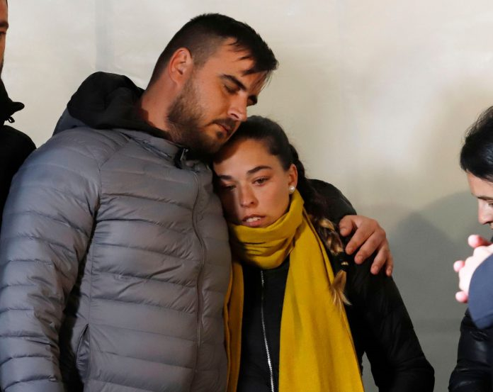 José y Victoria son los padres del pequeño Julen, el niño rescatado sin vida del pozo de Totalán.