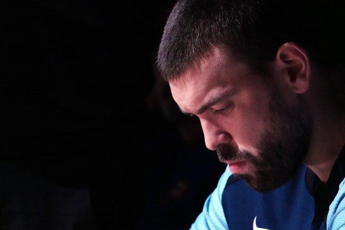 Marc Gasol ha jugado diez temporadas y media en los Memphis Grizzlies.