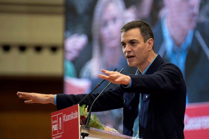 El presidente del Gobierno, Pedro Sánchez, siempre se ha mostrado partidario de agotar la legislatura.