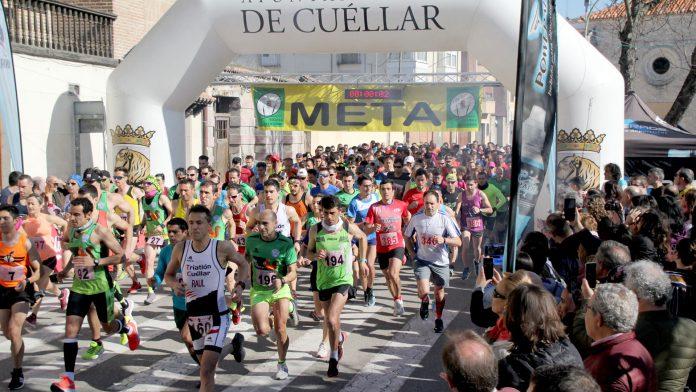 Carrera de las Murallas 2019 en Cuéllar