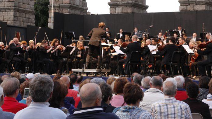 Concierto de la Orquesta Sinfónica de Castilla y León (Oscyl).