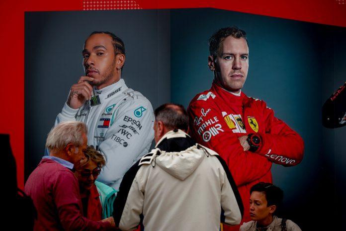 El duelo entre Lewis Hamilton y Sebastian Vettel se presenta más igualado que en las últimas temporadas.