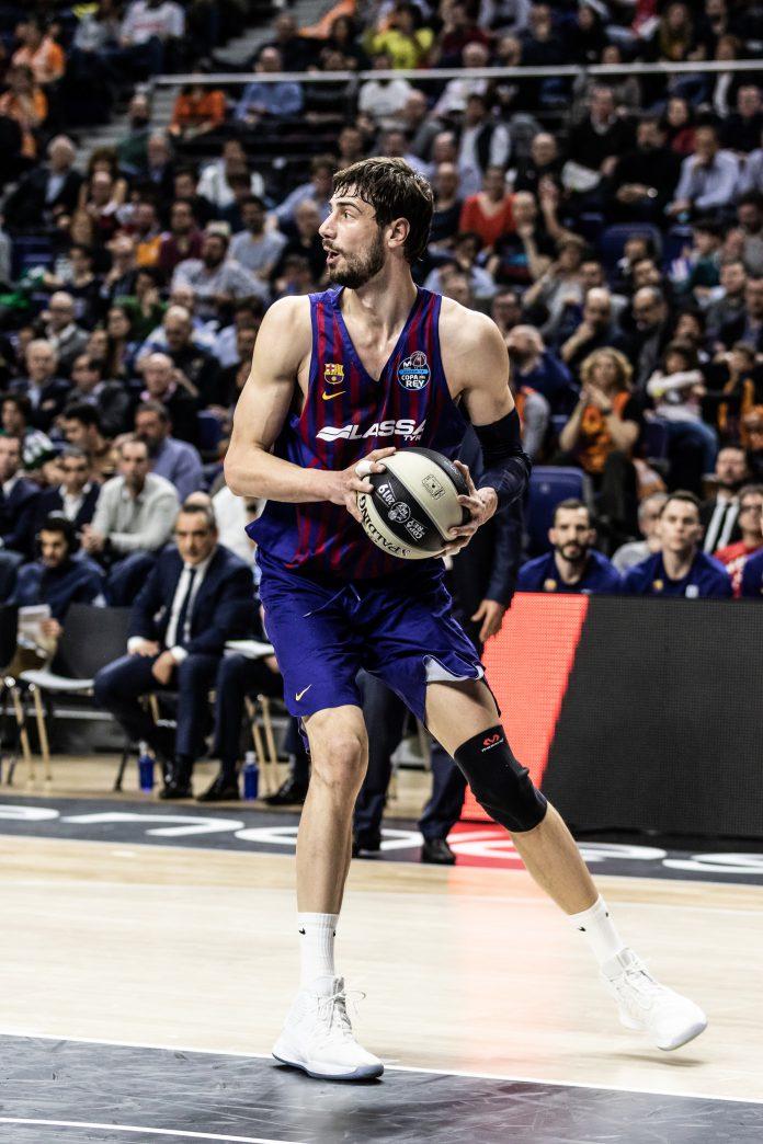 El jugador del FC Barcelona Ante Tomic quiere ser una pieza fundamental ante su rival canario.
