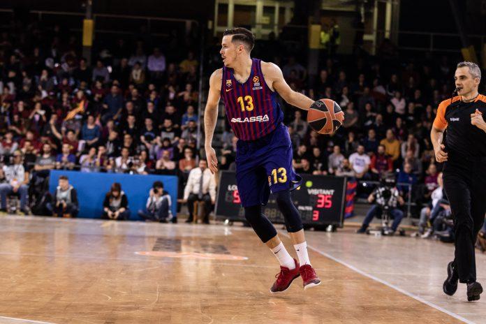 El jugador del FC Barcelona Lassa Thomas Heurtel espera que pueda dar los mejor de sí ante el conjunto turco.