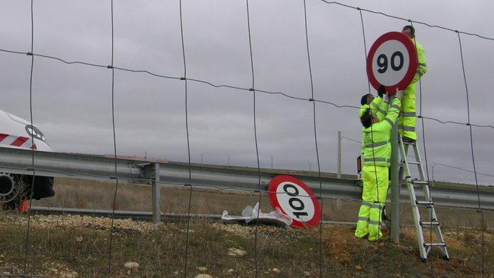 En enero se redujo la velocidad límite de las vías convencionales a 90 km/h y todavía está por ver su efectividad.