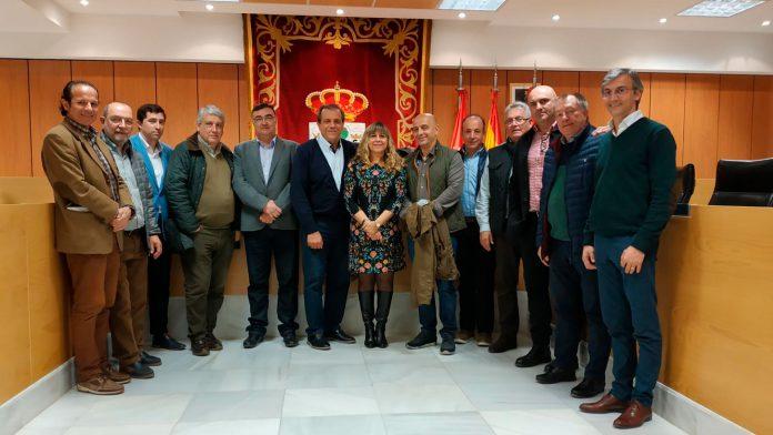 Reunión de la ASIMTAP en San Sebastián de los Reyes.