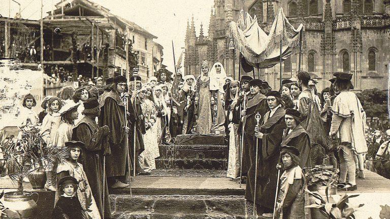 Segovia, Edad de Plata