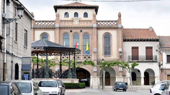 Fachada del Ayuntamiento. /KAMARERO