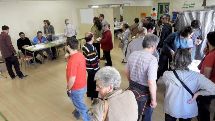 Los distintos partidos políticos invitan a los 153.342 habitantes de la provincia a acudir a las urnas el próximo 26 de mayo.