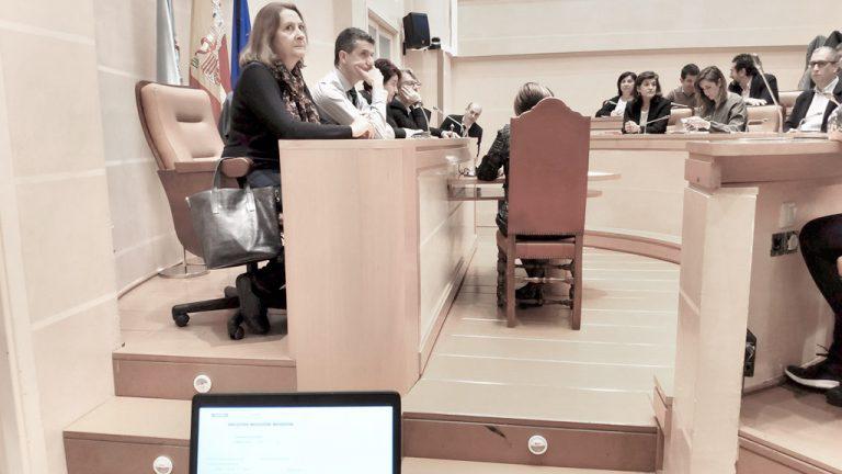 El pleno elige a los 531 electores que conformarán las mesas el 28-A