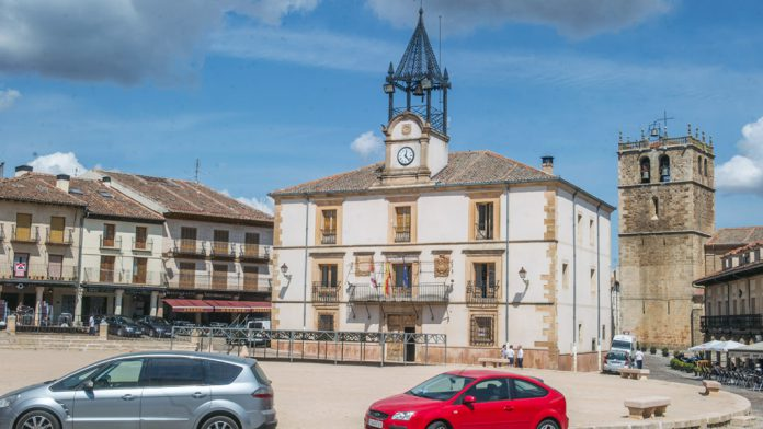 El Ayuntamiento de Riaza quiere dar a conocer su importante historia. / kamarero