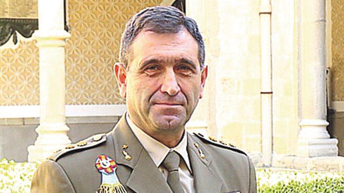 Coronel José María Pardo de Santayana.