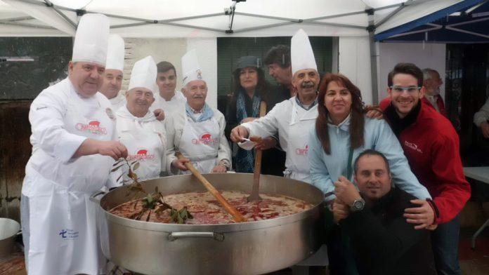 Previo a la feria, habrá un concurso de tapas con chorizo en el centro de FP 'Felipe VI' de Segovia.