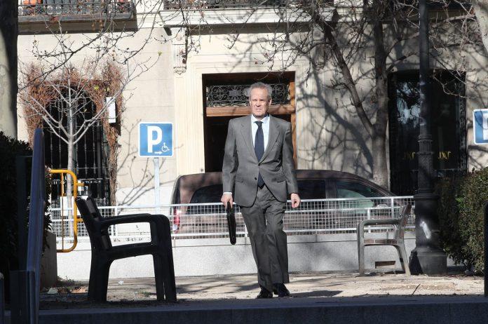 El exdirector general de supervisión del Banco de España Jerónimo Martínez tendrá que acudir a la Audiencia Nacional.