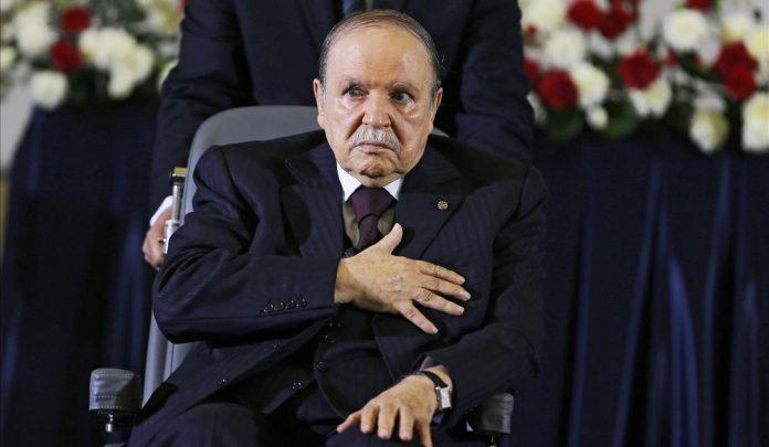 El presidente de Argelia, Abdelaziz Buteflika, en un acto reciente.
