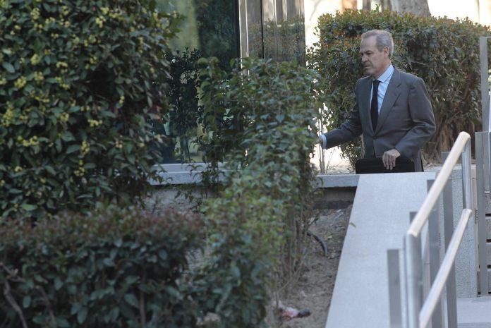El exdirector general de Supervisión del Banco de España, Jerónimo Martínez Tello.