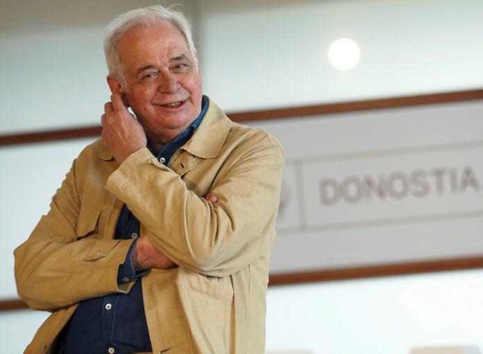 El director y crítico de cine, Diego Galán, fue reconocido el año pasado con la Medalla de la Academia de Cine Española.