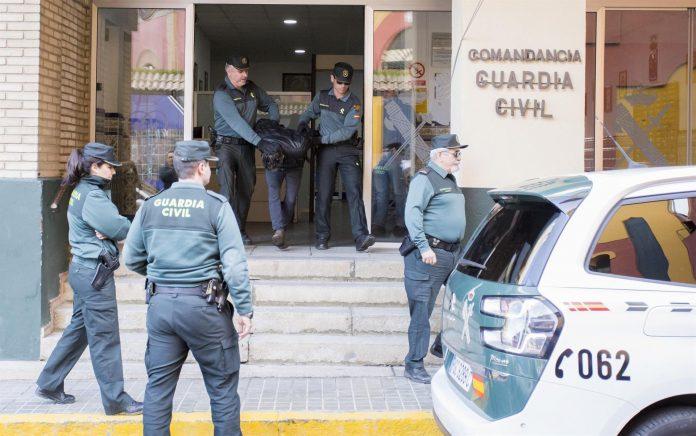Bernardo Montoya fue detenido el 13 de diciembre, al día siguiente de encontrar el cuerpo de Laura Luelmo.