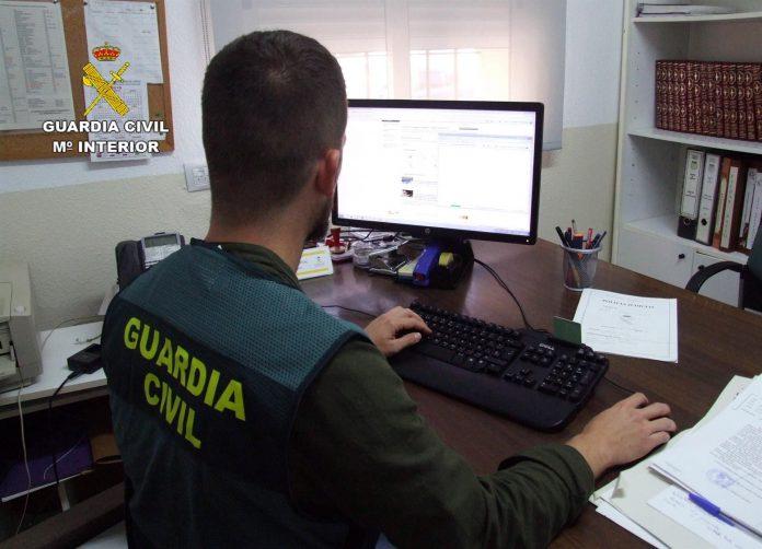 El último de los arrestados por la Guardia Civil pretendía dejar España para marcharse hasta Italia.