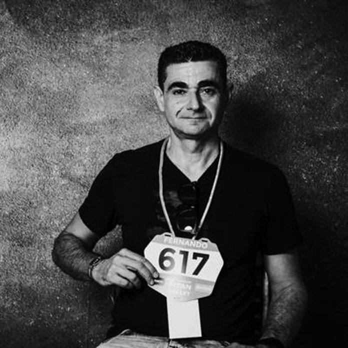 El fallecido Fernando Civera.