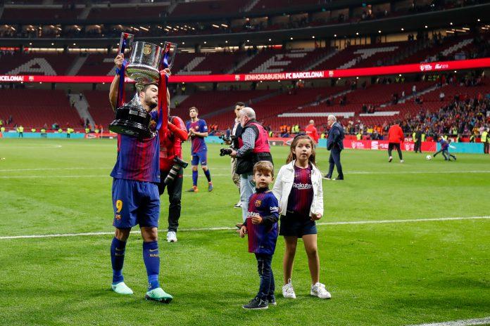 El FC Barcelona es el actual campeón de la Copa del Rey.