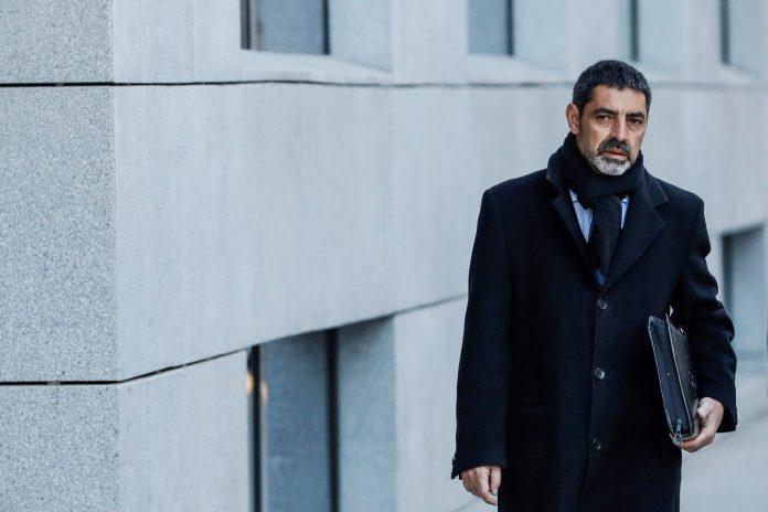 El exmayor de la policía catalana, Josep Lluís Trapero.