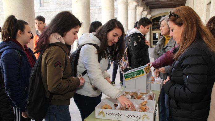 Almuerzo Solidario en Cuéllar