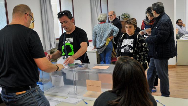 Elecciones autonómicas, europeas y municipales