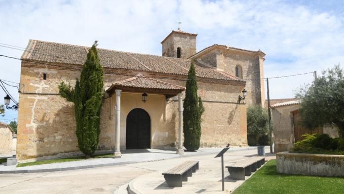Iglesia parroquial de San Bartolomé.