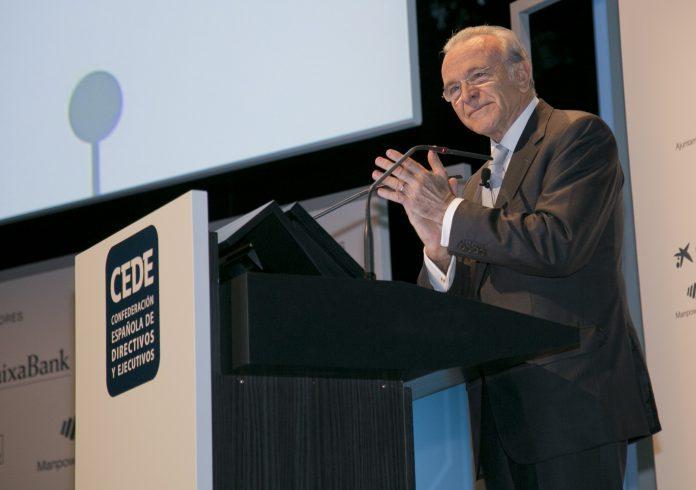 El expresidente de CaixaBank Isidro Fainé dirigió la entidad financiera entre 2007 y 2016.