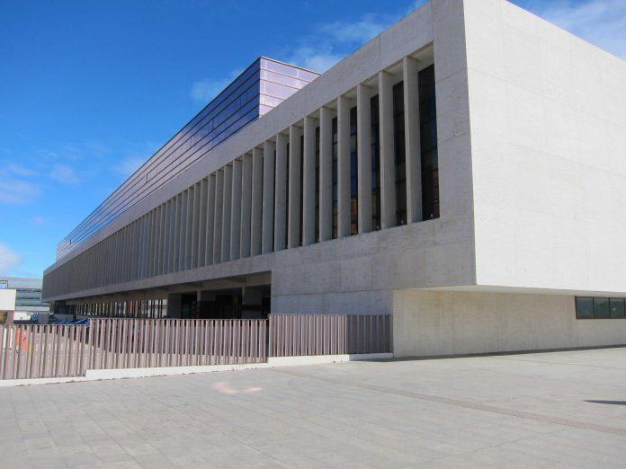 Sede de las Cortes de Castilla y León.