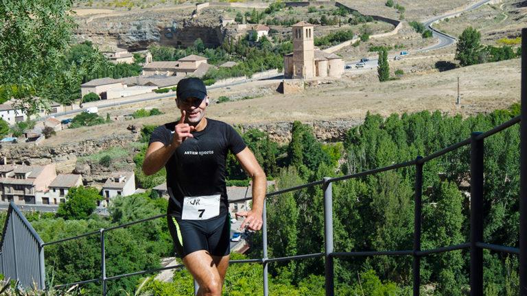 Segovia acoge la sexta Monumentrail