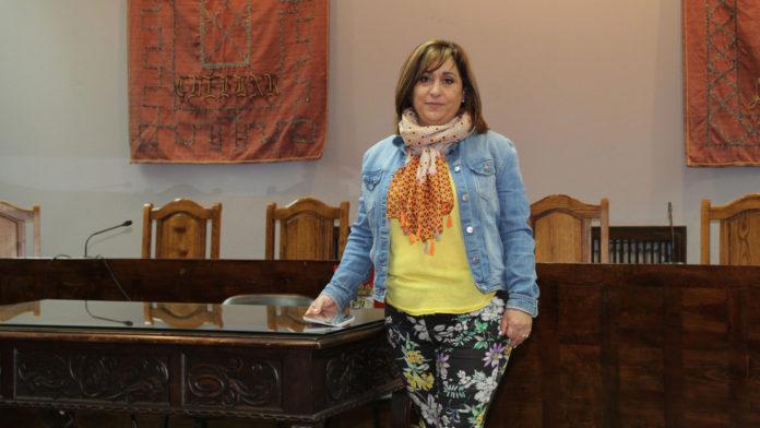 Nuria Fernández, concejal de Turismo, Industria, Comercio y Juventud de 2007 a 2019./ c. n