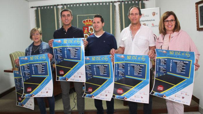 Copa del Rey de Pelota en Vallelado 2019
